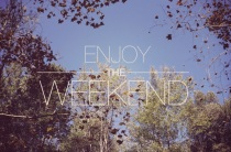 enjoy-the-weekend