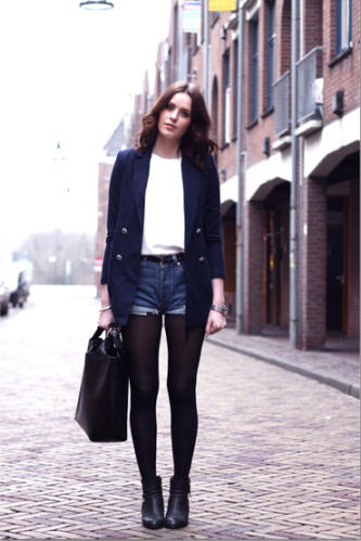 Berlin Shorts Blazer