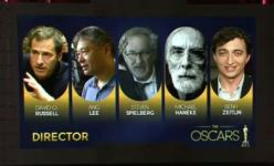 best director nominations