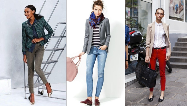 Petite Responde - Cómo vestir para una entrevista de trabajo